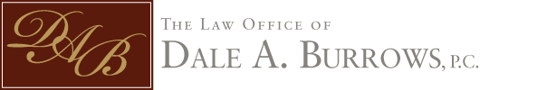 Law Office of Dale A. Burrows, P.C. logo